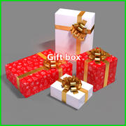 Caja de regalo v1 modelo 3d