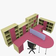 Office 99 3d model
