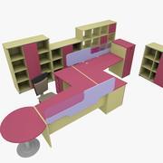 Office 103 3d model