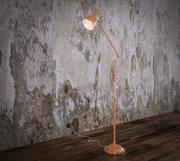 Orange Lamp 3d model