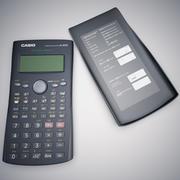 Kalkulator Casio 3d model