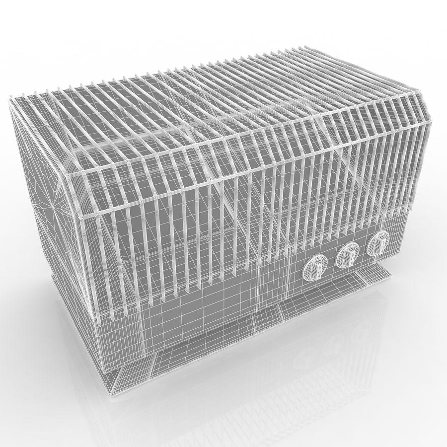 chauffe-eau royalty-free 3d model - Preview no. 8