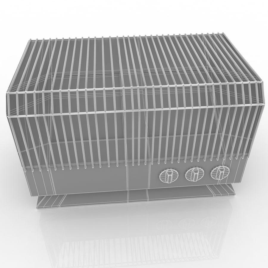 chauffe-eau royalty-free 3d model - Preview no. 10