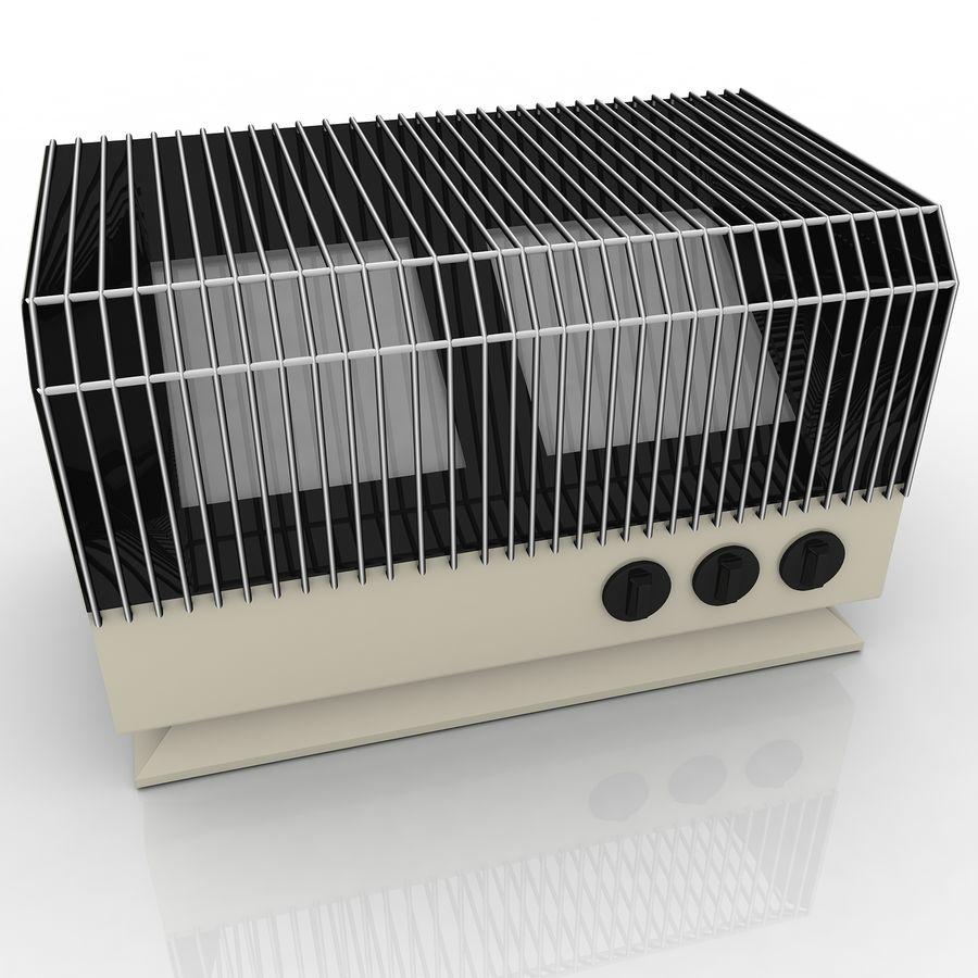 chauffe-eau royalty-free 3d model - Preview no. 2