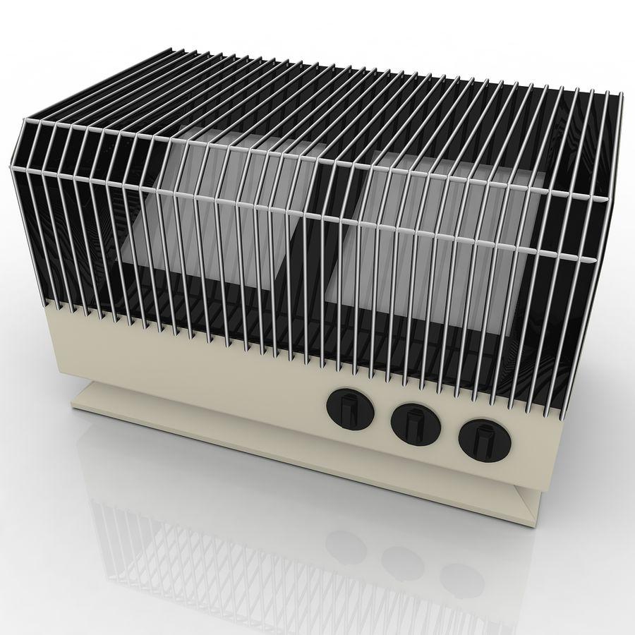chauffe-eau royalty-free 3d model - Preview no. 1