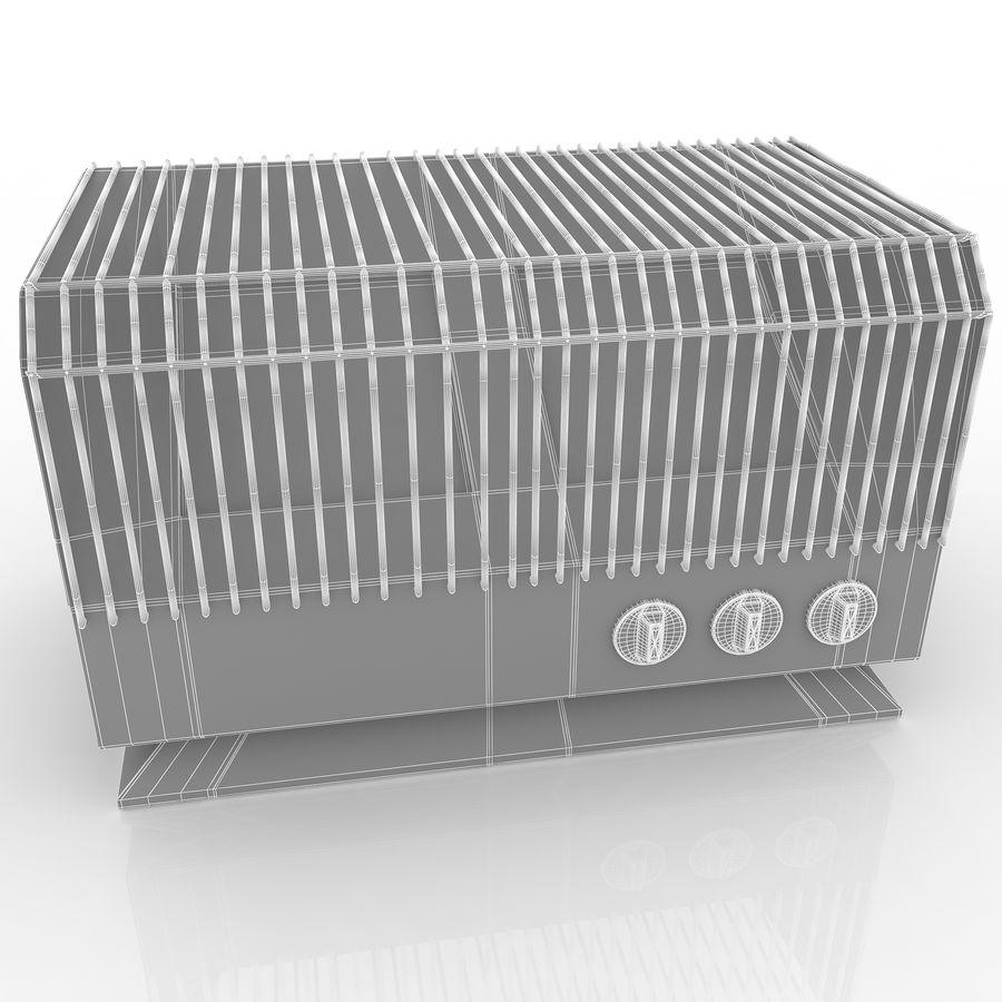chauffe-eau royalty-free 3d model - Preview no. 7