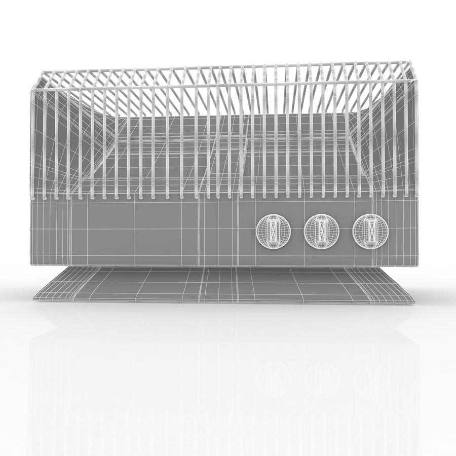 chauffe-eau royalty-free 3d model - Preview no. 9