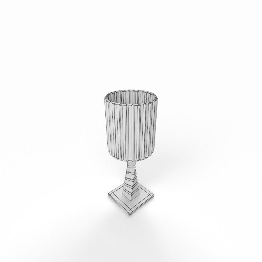 Modern Masa Lambası 141202`5D royalty-free 3d model - Preview no. 8