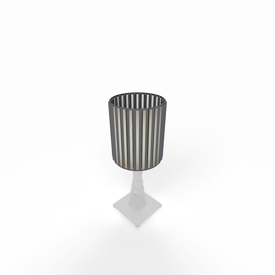 Modern Masa Lambası 141202`5D royalty-free 3d model - Preview no. 3