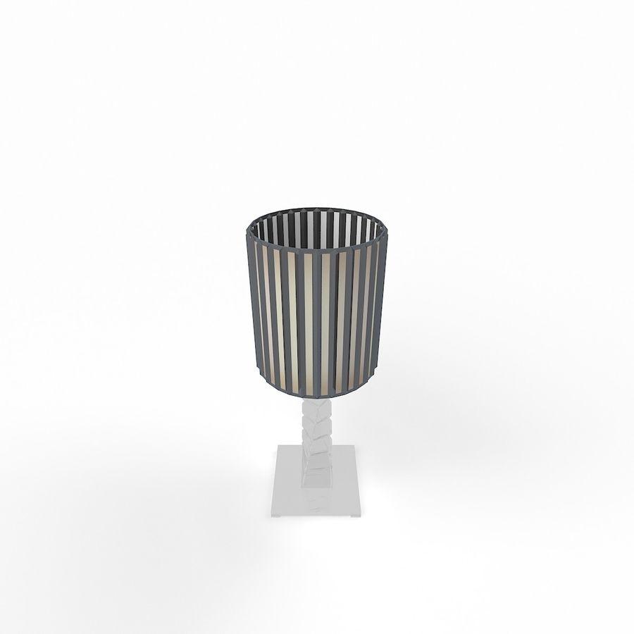 Modern Masa Lambası 141202`5D royalty-free 3d model - Preview no. 4