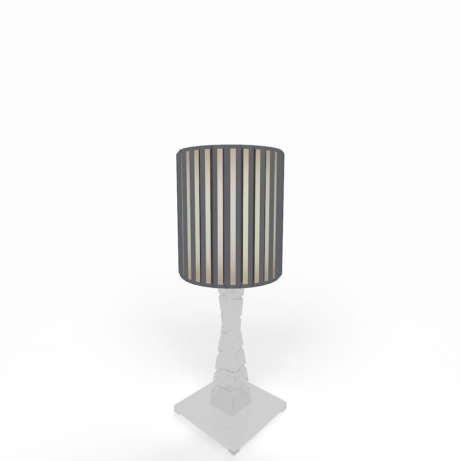 Modern Masa Lambası 141202`5D royalty-free 3d model - Preview no. 6