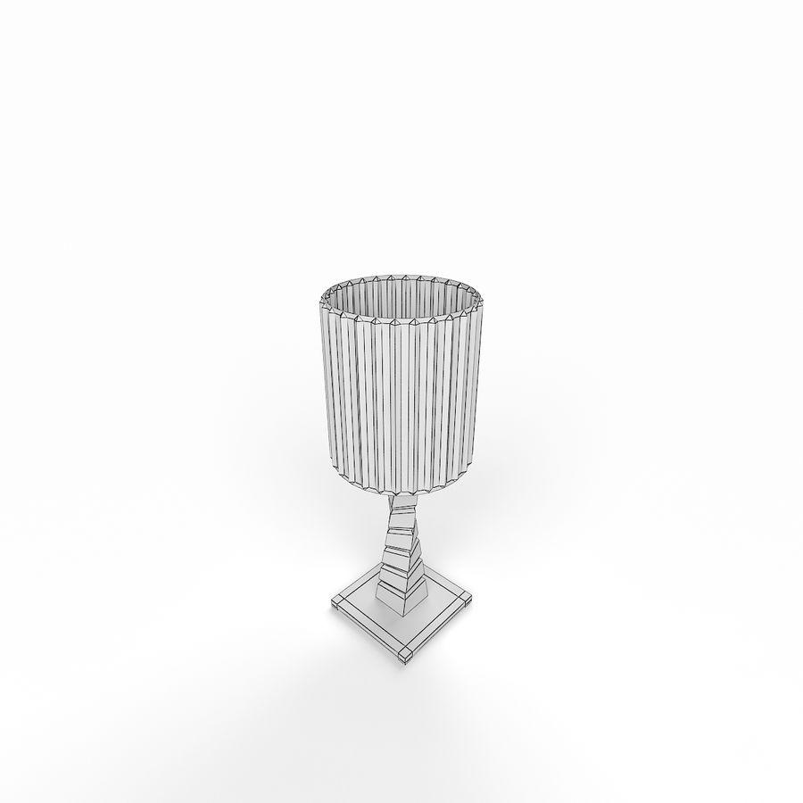 Modern Masa Lambası 141202`5D royalty-free 3d model - Preview no. 7