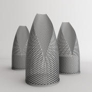Candlestick_Design 3d model