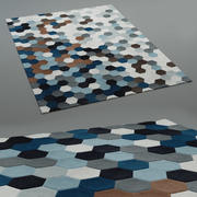 boconcept Kaleidoscope 3d model