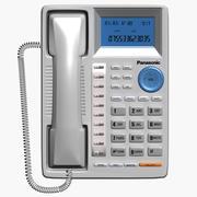 Telefono modelo 3d