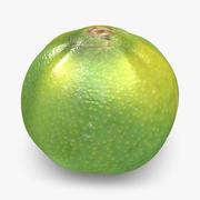 Clementine Yeşil 3d model