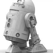 R2-D2 3d model