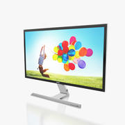 samsung monitor U28D590D 3d model