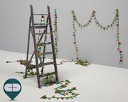 décorations de fête 3d model