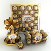 Ferrero Rocher 3d model