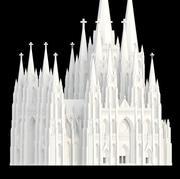 Catedral (1) 3d model