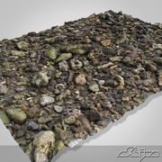 Kayalık Yüzey 3d model