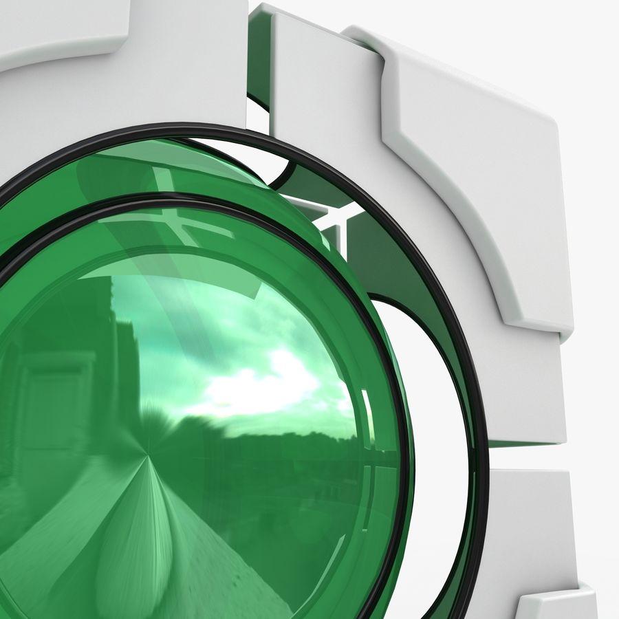 Portal-kubus royalty-free 3d model - Preview no. 6