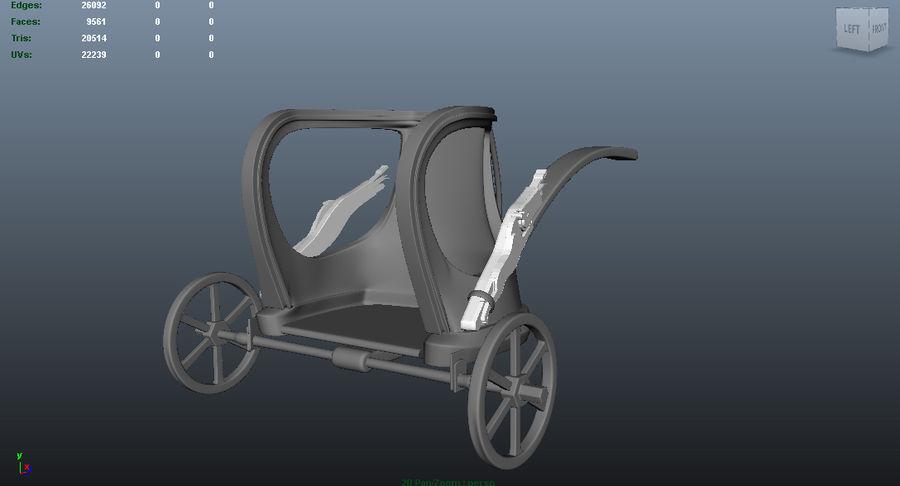 Ramsis War Car royalty-free 3d model - Preview no. 3