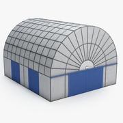 Hangar011 3d model