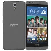HTC Desire 620 Dual Sim Gray 3d model