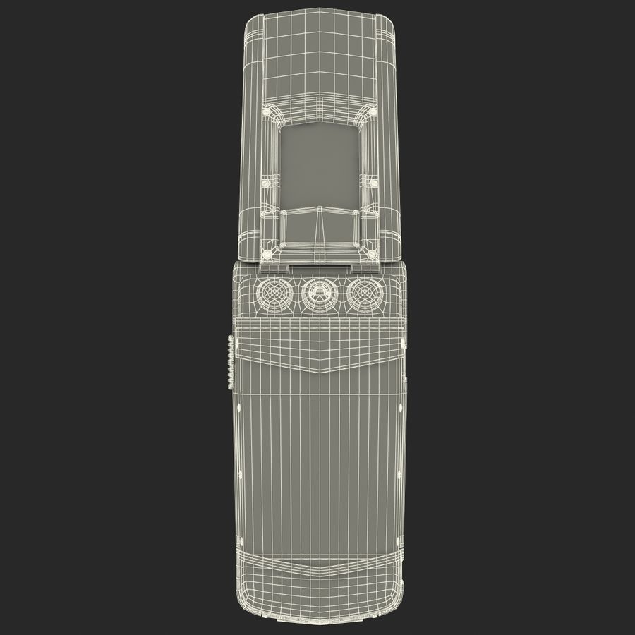 Vertu Constellation Ayxta royalty-free 3d model - Preview no. 25
