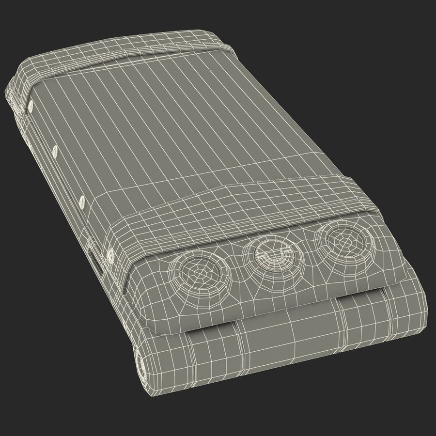 Vertu Constellation Ayxta royalty-free 3d model - Preview no. 34