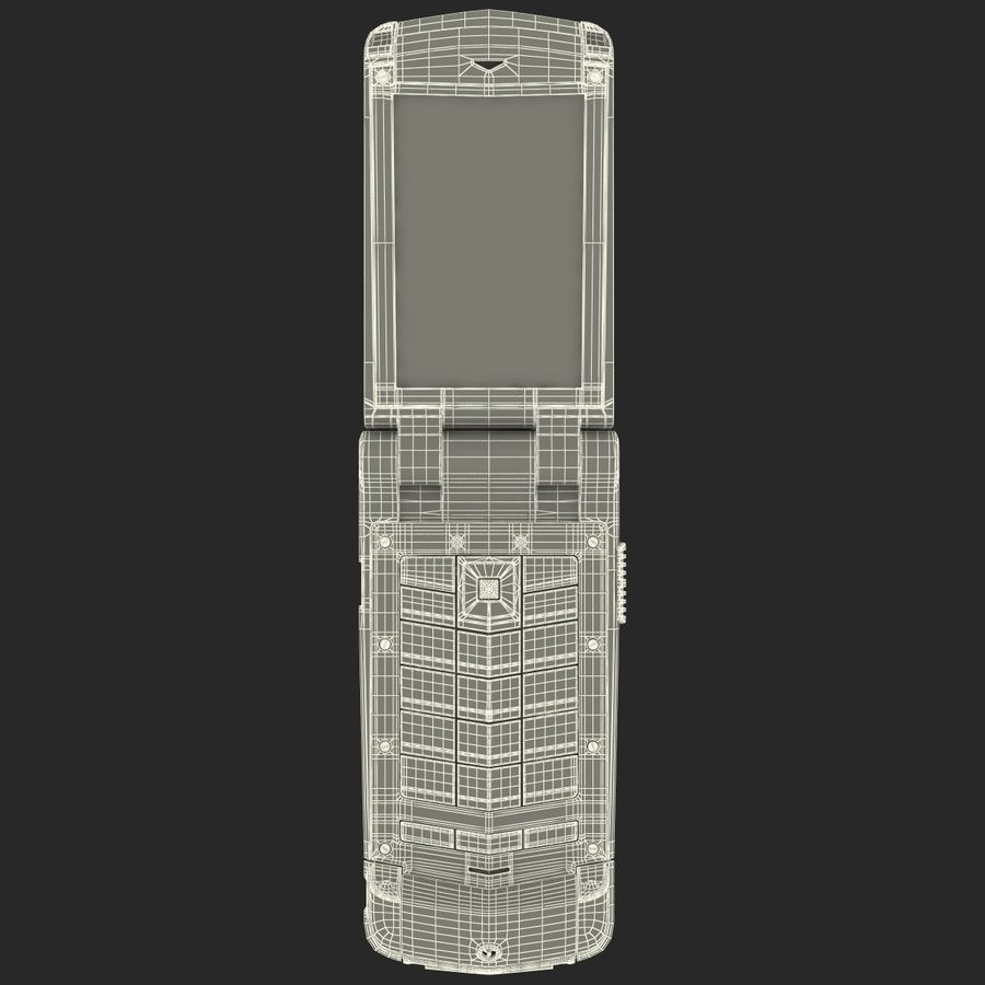 Vertu Constellation Ayxta royalty-free 3d model - Preview no. 24