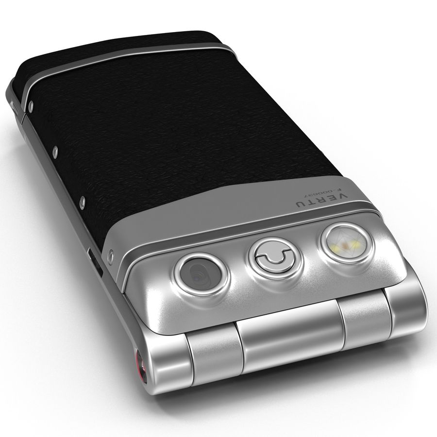 Vertu Constellation Ayxta royalty-free 3d model - Preview no. 16