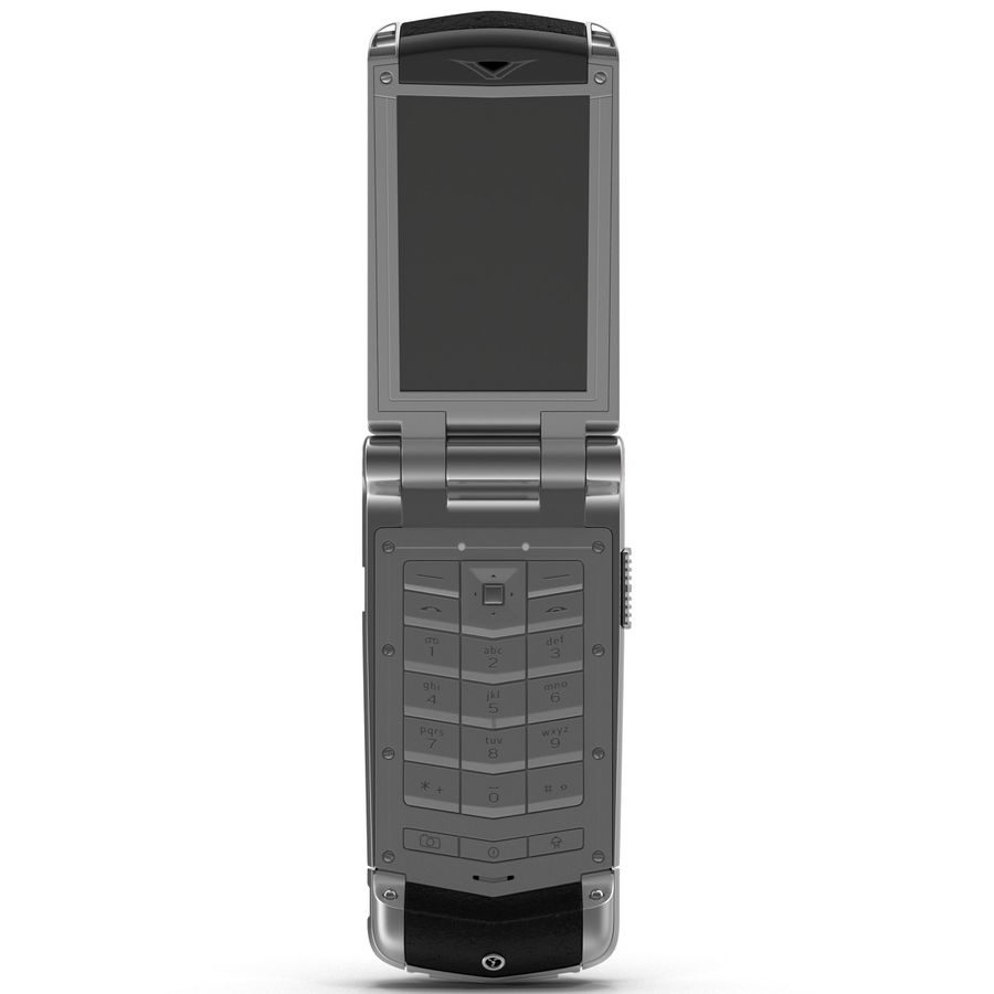 Vertu Constellation Ayxta royalty-free 3d model - Preview no. 3