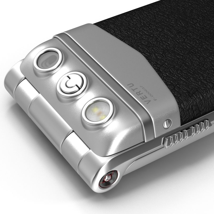 Vertu Constellation Ayxta royalty-free 3d model - Preview no. 19