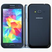 三星Galaxy Core Prime 3d model
