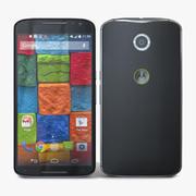Motorola Moto X 2014 Black 3d model
