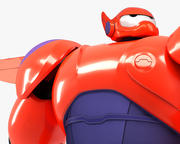 Baymax - Big Hero 6 3d model