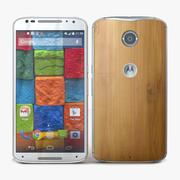 Motorola Moto X 2014 Blanc 3d model