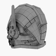 Robot Head I 3d model