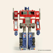 Optimus Prime leksak 3d model
