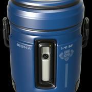 Sci Fi Barrel 3d model