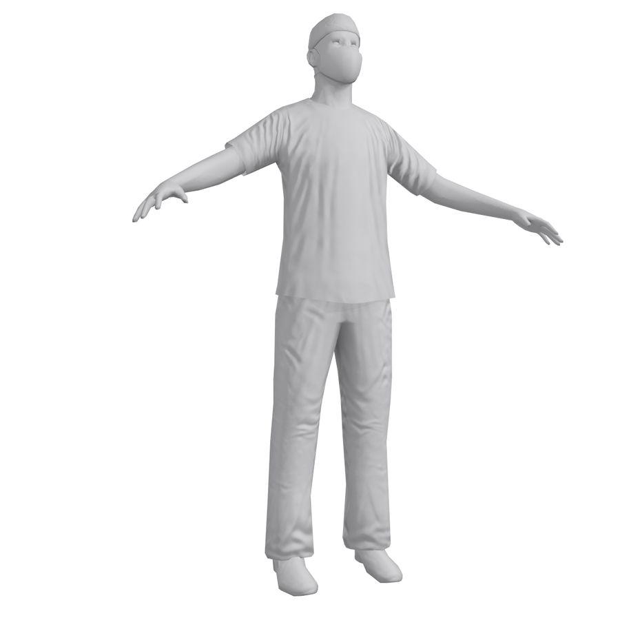 Cerrah 1 LOD1 royalty-free 3d model - Preview no. 12