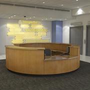 Corporate Lobby 3d model