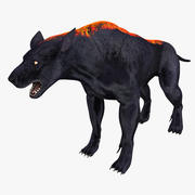 Hellhound 3d model