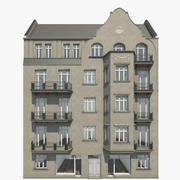 Berlin Residence Finowstrasse 34(室内/室外) 3d model