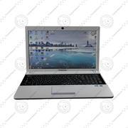 PC portátil modelo 3d