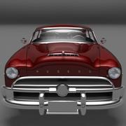 Hudson Hornet 3d model