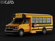 托马斯Minotour巴士 3d model